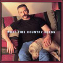 Aaron Tippin: 'What This Country Needs' (Lyric Street Records, 1998)