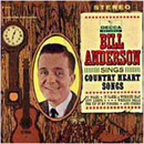 Bill Anderson: 'Country Heart Songs' (Decca Records, 1962)