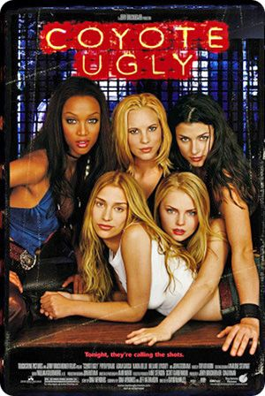 'Coyote Ugly' / promotional poster for 2000 series