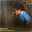 Charley Pride: 'Burgers & Fries' (RCA Records, 1978)