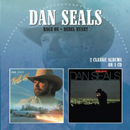 Dan Seals: 'Rage On & Rebel Heart' (Morello Records, 2012)