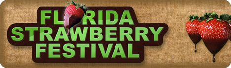 Strawberry Festival, 303 North Lemon Street, Plant City, FL 33563-4706