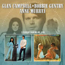 Glen Campbell, Bobbie Gentry & Anne Murray: 'Bobbie Gentry & Glen Campbell and Anne Murray / Glen Campbell' (Morello Records, 2012)