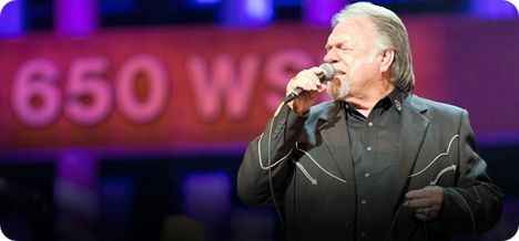 Gene Watson & The Farewell Party Band at The Grand Ole Opry, Opry House, 2804 Opryland Drive, Nashville TN 37214 on Friday 9 March 2018