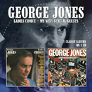 George Jones: 'Ladies' Choice & My Very Special Guests' (Morello Records, 2016)