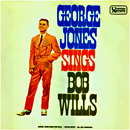 George Jones: 'George Jones Sings Bob Wills' (United Artists Records, 1962)