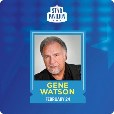 Gene Watson at Ameristar Casino Hotel Kansas City, 3200 North Ameristar Drive, Kansas City, MO 64161 on Saturday 24 February 2018