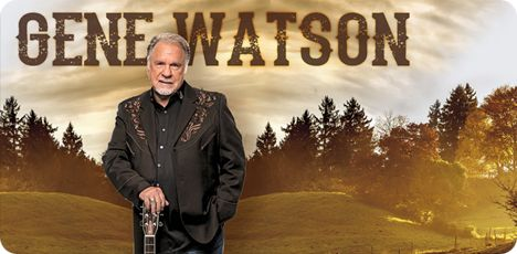 Gene Watson at The Palladium Theater at St. Petersburg College, Hough Hall, 253 5th Avenue North, St. Petersburg, FL 33701