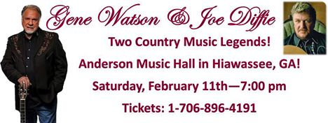 Anderson Music Hall, Georgia Mountain Fair, Hiawassee, GA 30546