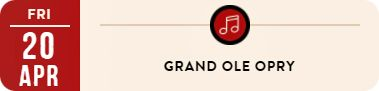 Gene Watson at The Grand Ole Opry, Opry House, 2804 Opryland Drive, Nashville, TN 37214 on Friday 20 April 2018