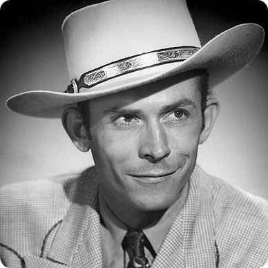 Hank Williams (Monday 17 September 1923 - Thursday 1 January 1953)