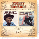 Stoney Edwards: 'Stoney Edwards & She's My Rock' (Hux Records, 2005)