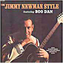Jimmy C. Newman: 'The Jimmy Newman Style' (Decca Records, 1969)