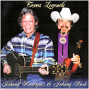 Johnny Rodriguez & Johnny Bush: 'Texas Legends' (Heart of Texas Records, 2009)
