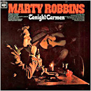 Marty Robbins: 'Tonight Carmen' (Columbia Records, 1967)