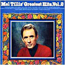 Mel Tillis: 'Mel Tillis' Greatest Hits, Volume 2' (Kapp Records, 1971)