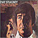 Nat Stuckey: 'Take Time to Love Her' (RCA Victor Records, 1973)