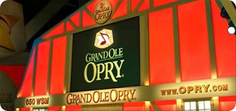 The Grand Ole Opry, 2804 Opryland Drive, Nashville 37214