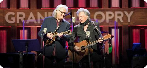Ricky Skaggs became the youngest member of The Grand Ole Opry in Nashville on n Sunday 16 May 1982
