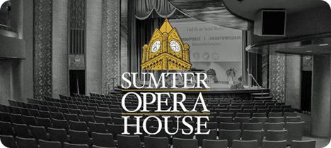 Sumpter Opera House, 21 North Main Street, Sumter, SC 29150