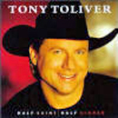 Tony Toliver: 'Half Saint, Half Sinner' (Rising Tide Records, 1996)