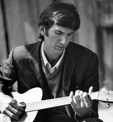 Townes Van Zandt (Tuesday 7 March 1944 - Wednesday 1 January 1997)