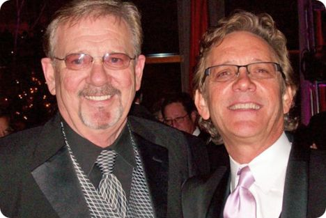 Charlie Craig (1938 - Friday 1 July 2011) and Keith Stegall