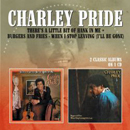 Charley pride: 'There's a Little Bit of Hank in Me and Burgers & Fries' (Morello Records, 2013)