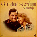 Don Gibson & Sue Thompson: 'Oh, How Love Changes' (Hickory Records, 1975)