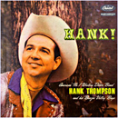 Hank Thompson: 'Hank' (Capitol Records, 1957)
