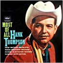 Hank Thompson: 'Most of All' (Capitol Records, 1960)