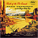 Hank Thompson: 'North of The Rio Grande' (Capitol Records, 1956)
