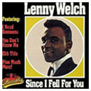 Lenny Welch: 'Since I Fell For You' (Cadence Records, 1963)
