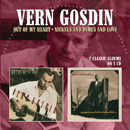 Vern Gosdin: 'Out of My Heart and Nickels & Dimes & Love' (Morello Records, 2016)