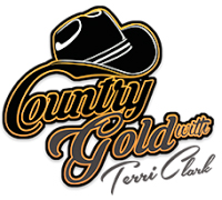 Terri Clark's 'Country Gold', a music-intensive, fan-interactive program, featuring special guest artists and country music classics, which airs on more than 100 radio stations in the United States
