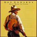Don Edwards: 'Goin' Back To Texas' (Warner Western Records, 1993)