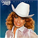 Dottie West: 'Wild West' (United Artists Records / Liberty Records, 1981) (album cover photo credit: Harry Langdon)