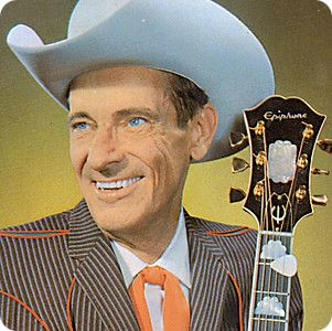 Ernest Tubb (Monday 9 February 1914 - Thursday 6 September 1984)