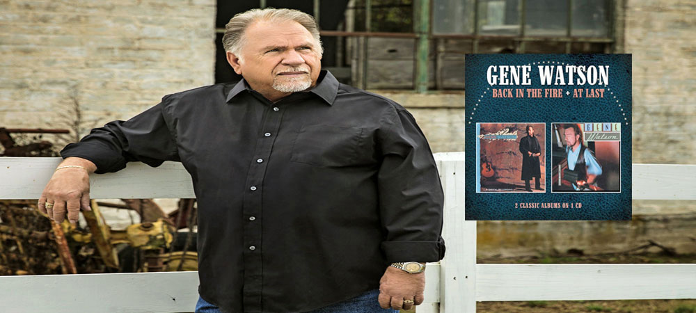 Gene Watson graces the hallowed stage of The Grand Ole Opry in Nashville on a regular basis