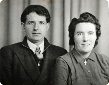 Francis and Julia O'Donnell