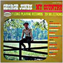 George Jones: 'My Country' (Musicor Records, 1968)