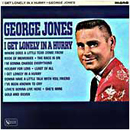 George Jones: 'I Get Lonely In A Hurry' (United Artists Records, 1964)