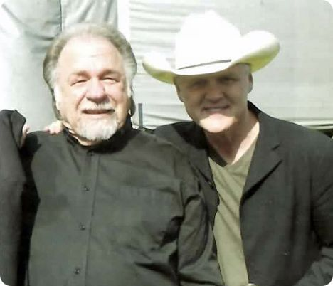 Gene Watson & Jerry Kilgore at Queen's Hall in Watton, Norfolk, England on Monday 9 July 2012