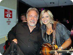 Gene Watson and Sonya Isaacs Yeary