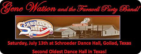 Schroeder Hall (The 2nd Oldest Dance Hall in Texas!), 12516 Farm to Market Road 622, Goliad, TX 77963