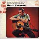 Hank Cochran: 'Hits From The Heart' (RCA Victor Records, 1965)