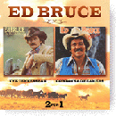 Ed Bruce: 'The Tennessean and Cowboys & Dreamers' (Hux Records, 2009)