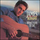 James Bonamy: 'What I Live to Do' (Epic Records, 1996)