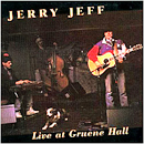 Jerry Jeff Walker: 'Jerry Jeff Walker: Live At Gruene Hall' (RykoDisc Records, 1989)