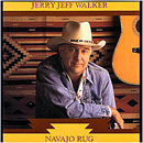 Jerry Jeff Walker: 'Navajo Rug' (RykoDisc Records, 1991)